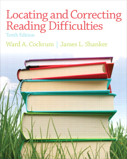 Locating and Correcting Reading Difficulties, CourseSmart eTextbook, 10th Edition