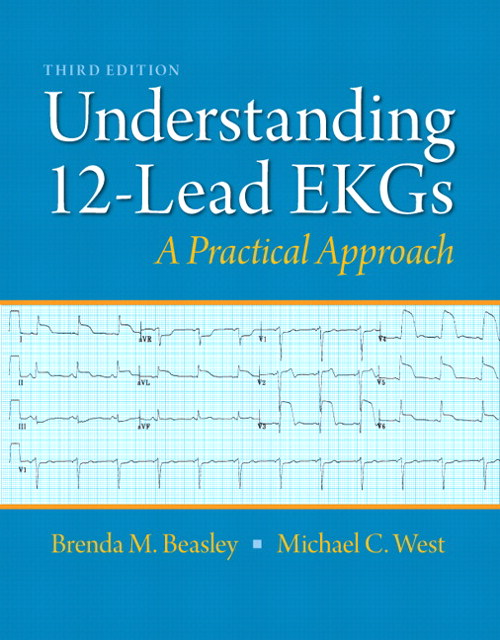 Understanding 12-Lead EKGs, CourseSmart eTextbook, 3rd Edition