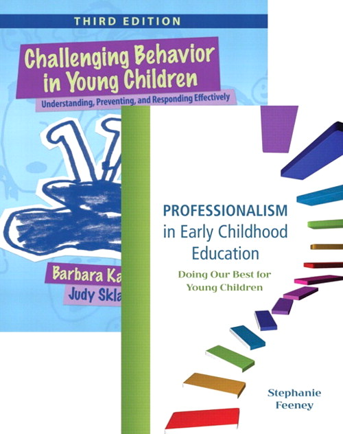 PROFESSNLISM EARLY CHILDHD ED&CHALLNG BEHAV