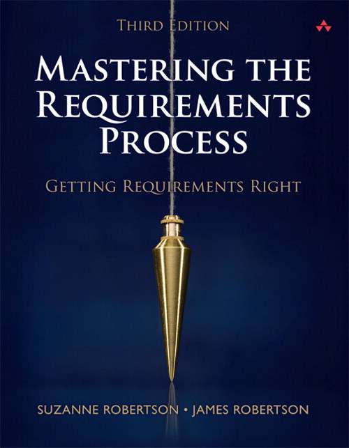 Mastering the Requirements Process: Getting Requirements Right, CourseSmart eTextbook, 3rd Edition