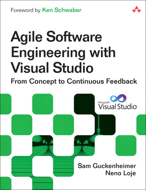 Agile Software Engineering with Visual Studio: From Concept to Continuous Feedback, CourseSmart eTextbook, 2nd Edition
