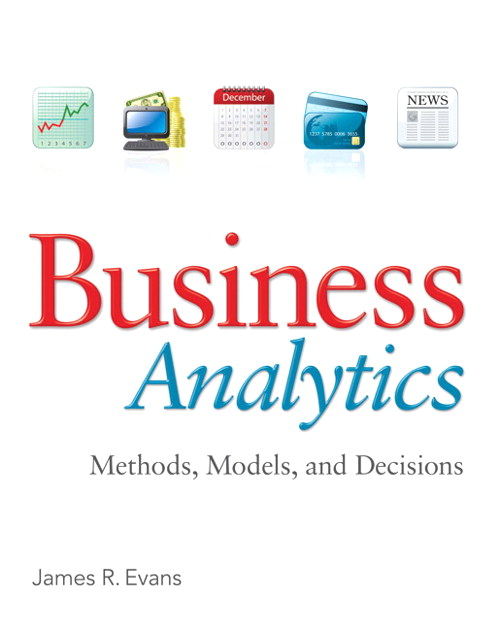 Business Analytics, CourseSmart eTextbook