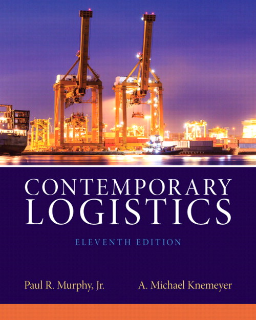 Contemporary Logistics, 11th Edition