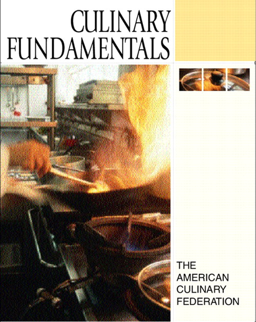 Culinary Fundamentals, CourseSmart eTextbook