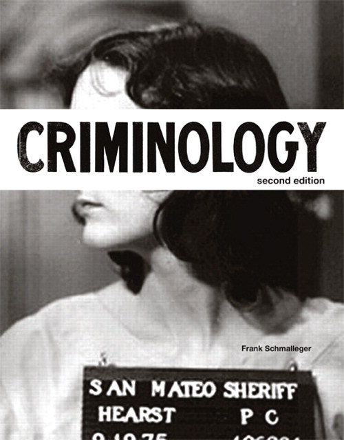 Criminology, CourseSmart eTextbook, 2nd Edition