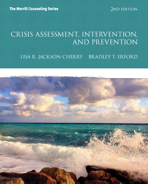 Crisis Assessment, Intervention, and Prevention, CourseSmart eTextbook, 2nd Edition