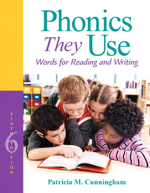Phonics They Use: Words for Reading and Writing, CourseSmart eTextbook, 6th Edition
