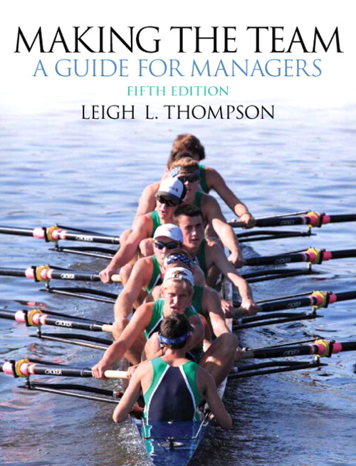 Making the Team, CourseSmart eTextbook, 5th Edition