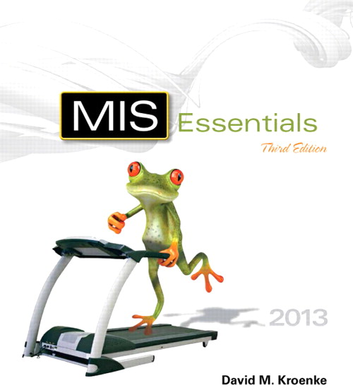 MIS Essentials, 3rd Edition
