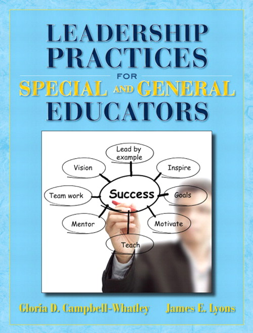 Leadership Practices for Special and General Educators, CourseSmart eTextbook