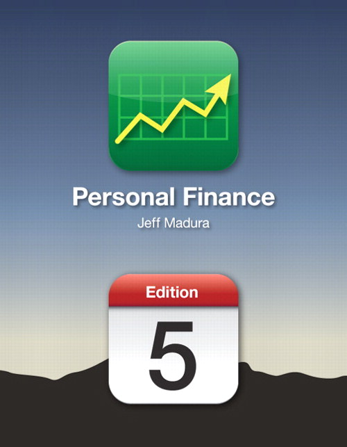 Personal Finance, CourseSmart eTextbook, 5th Edition