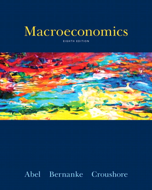 Macroeconomics, CourseSmart eTextbook, 8th Edition