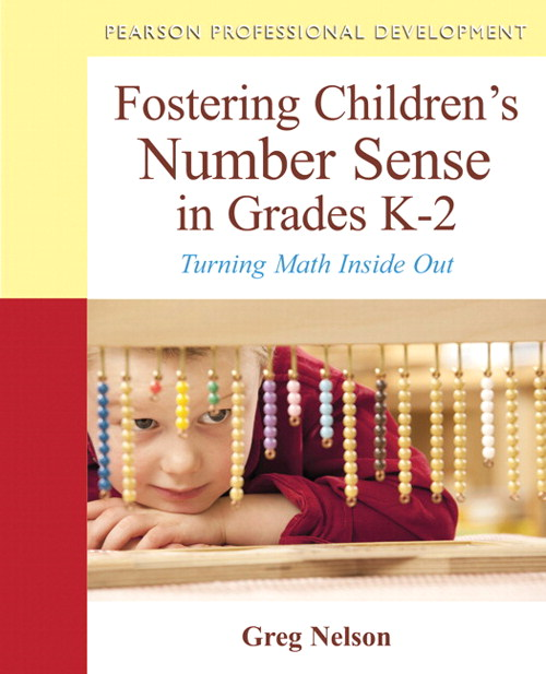 Fostering Children's Number Sense in Grades K-2: Turning Math Inside Out, CourseSmart eTextbook