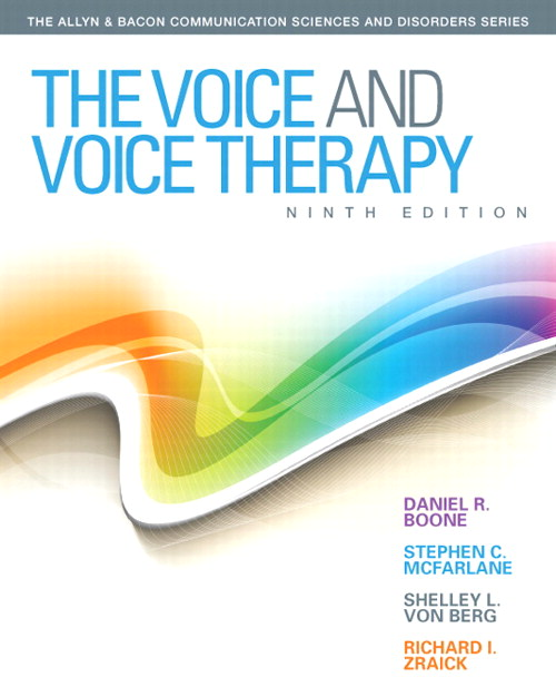 Voice and Voice Therapy, The, 9th Edition