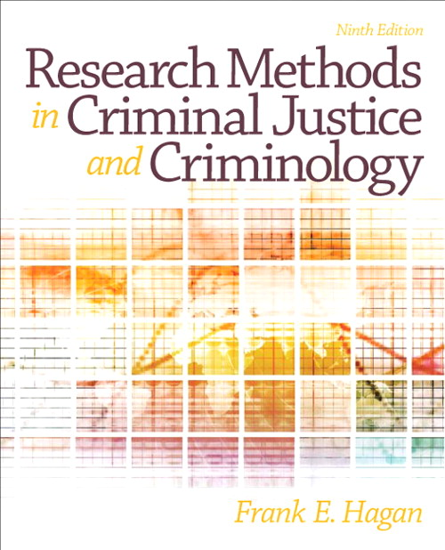 Research Methods in Criminal Justice and Criminology, CourseSmart eTextbook, 9th Edition