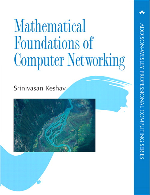 Mathematical Foundations of Computer Networking, CourseSmart eTextbook