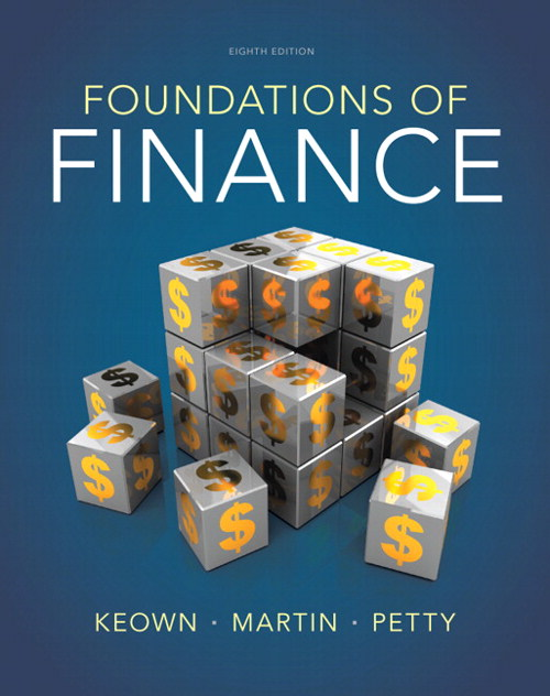 Foundations of Finance, CourseSmart eTextbook, 8th Edition