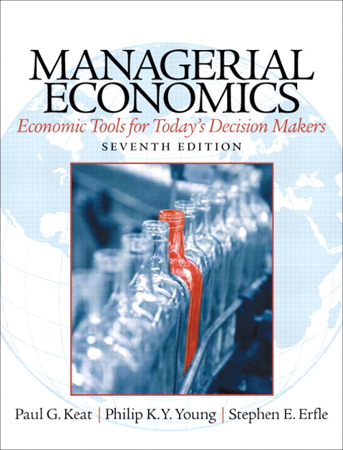 Managerial Economics, CourseSmart eTextbook, 7th Edition