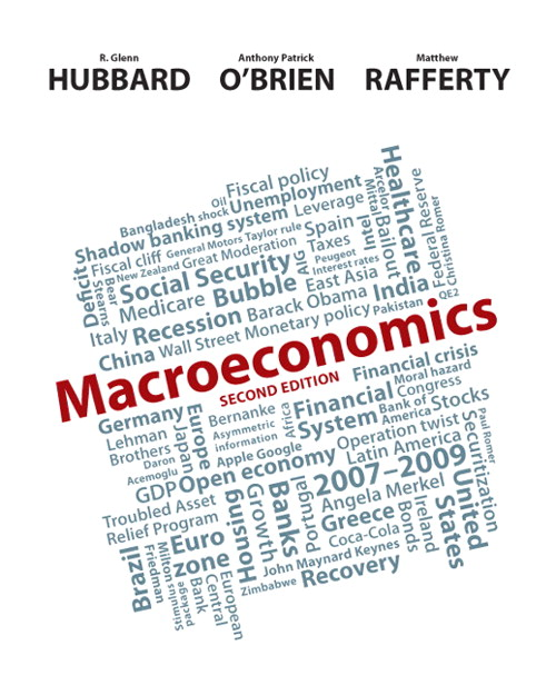 Macroeconomics, CourseSmart eTextbook, 2nd Edition