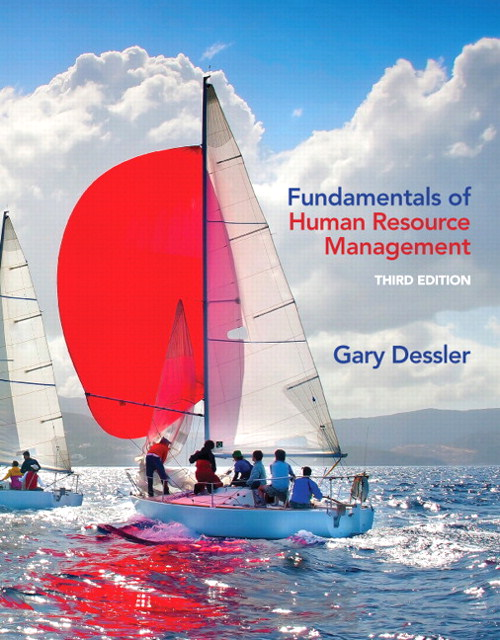 Fundamentals of Human Resource Management, CourseSmart eTextbook, 3rd Edition