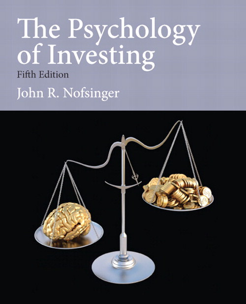 Psychology of Investing, The, CourseSmart eTextbook, 5th Edition