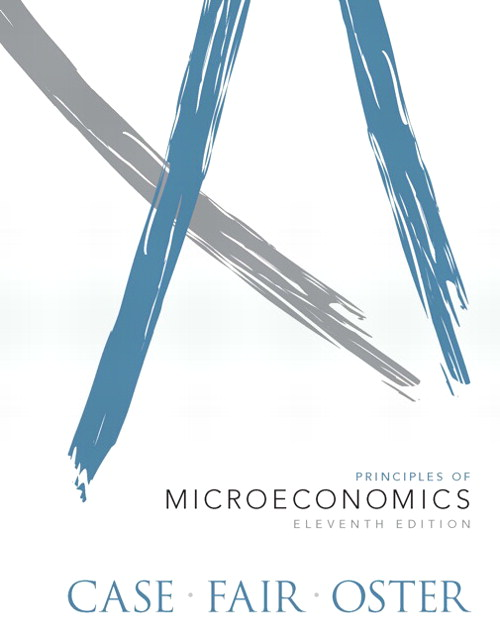 Principles of Microeconomics, CourseSmart eTextbook, 11th Edition