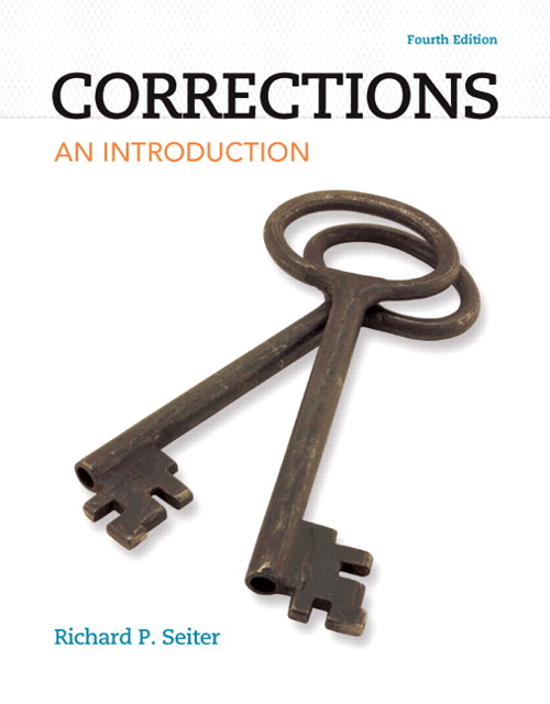 Corrections: An Introduction, CourseSmart eTextbook, 4th Edition