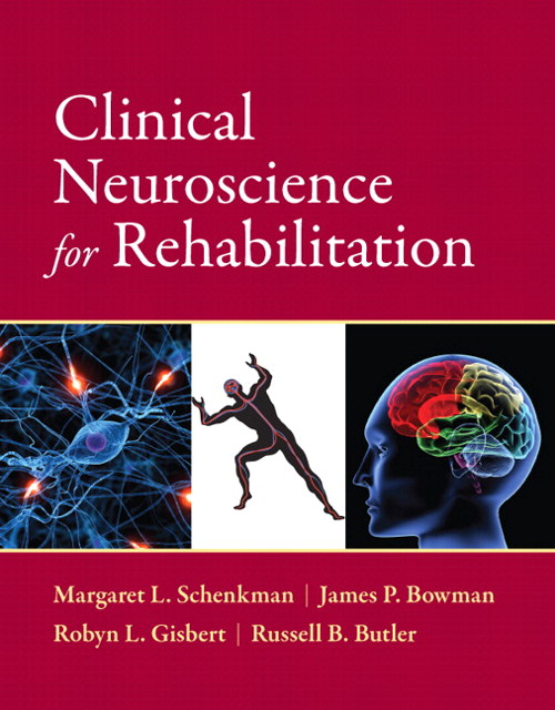 Clinical Neuroscience for Rehabilitation, CourseSmart eTextbook