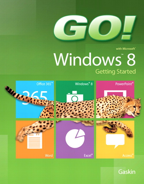 GO! with Windows 8 Getting Started, CourseSmart eTextbook