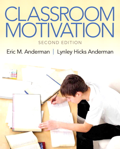 Classroom Motivation, CourseSmart eTextbook, 2nd Edition