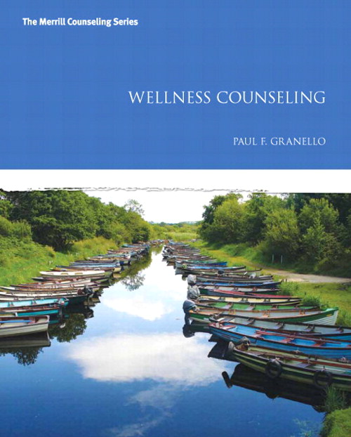 Wellness Counseling, CourseSmart eTextbook