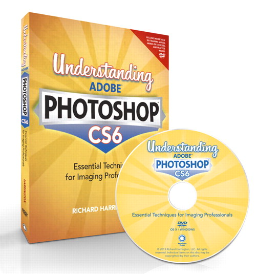 Understanding Adobe Photoshop CS6: The Essential Techniques for Imaging Professionals, CourseSmart eTextbook