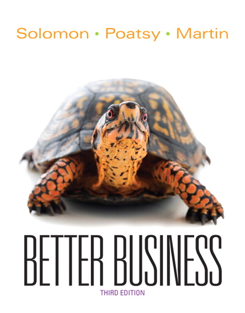 Better Business, CourseSmart eTextbook, 3rd Edition