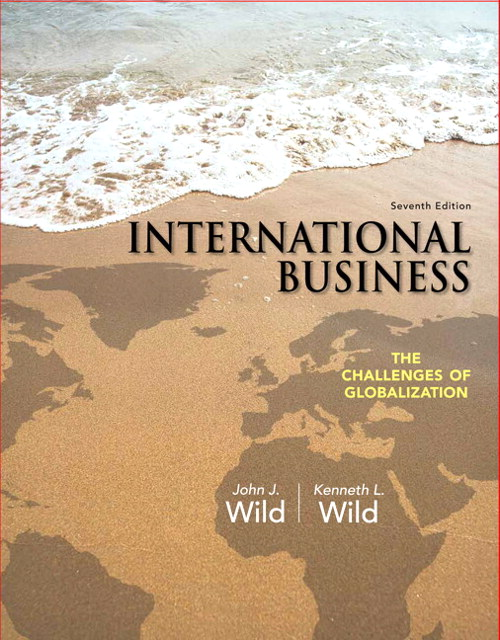 International Business: The Challenges of Globalization, 7th Edition