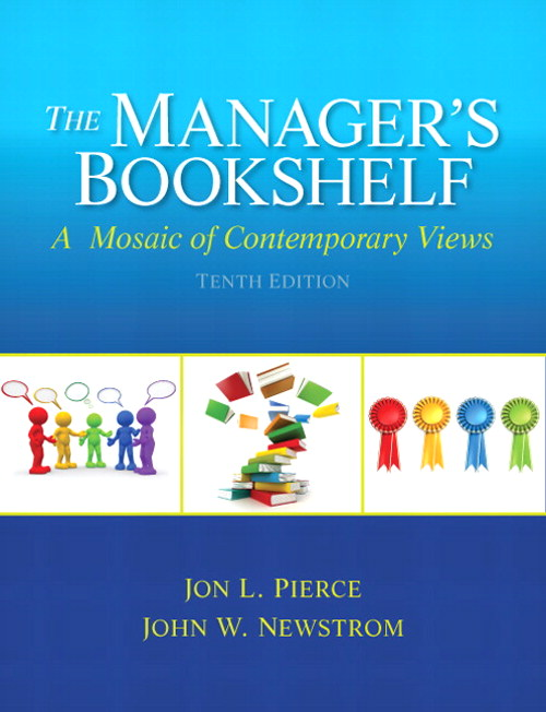 Manager's Bookshelf, The, CourseSmart eTextbook, 10th Edition