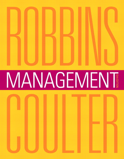 Management, CourseSmart eTextbook, 12th Edition