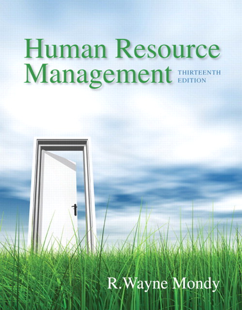 Human Resource Managemen, CourseSmart eTextbook, 13th Edition