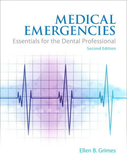 Medical Emergencies: Essentials for the Dental Professional, CourseSmart eTextbook, 2nd Edition