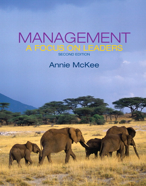 Management: A Focus on Leaders, CourseSmart eTextbook, 2nd Edition