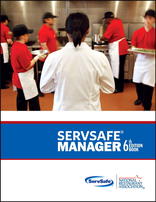 ServSafe Manager with Online Exam Voucher Plus MyServSafeLab with Pearson eText, 6th Edition