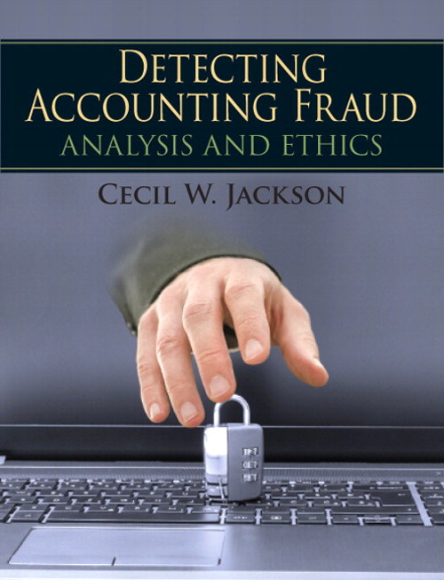 Detecting Accounting Fraud: Analysis and Ethics, CourseSmart  eTextbook