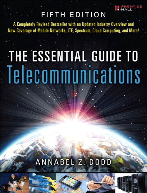 Essential Guide to Telecommunications, The, CourseSmart eTextbook, 5th Edition