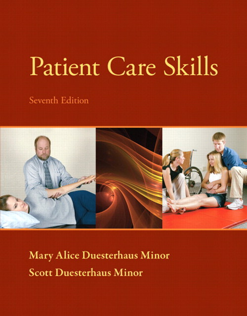 Patient Care Skills, CourseSmart eTextbook, 7th Edition