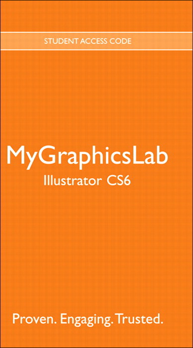 MyGraphicsLab Illustrator CS6 Course (access code required)