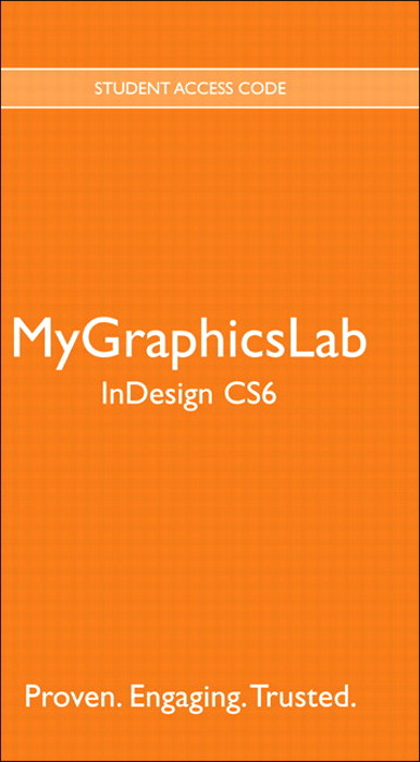 MyGraphicsLab InDesign CS6 Course (access code required)