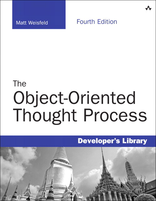 Object-Oriented Thought Process,CourseSmart eTextbook, The, 4th Edition