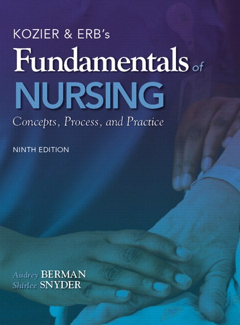 Kozier & Erb's Fundamentals of Nursing Plus NEW MyNursingLab with Pearson eText (24-month access) -- Access Card Package, 9th Edition