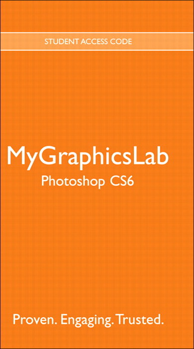 MyGraphicsLab Photoshop CS6 Course (access code required)