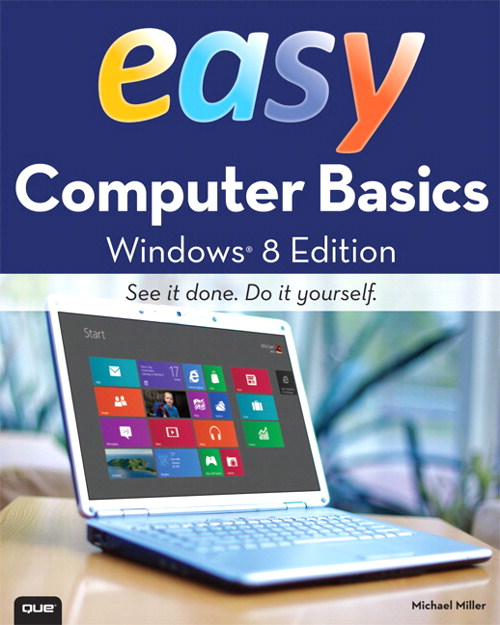 Easy Computer Basics, Windows 8 Edition, Safari