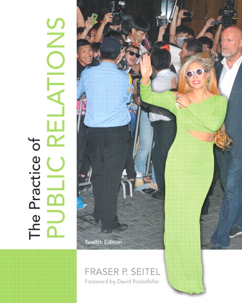 Practice of Public Relations, The, CourseSmart eTextbook, 12th Edition
